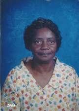 Mrs. Albertha Wilson Green